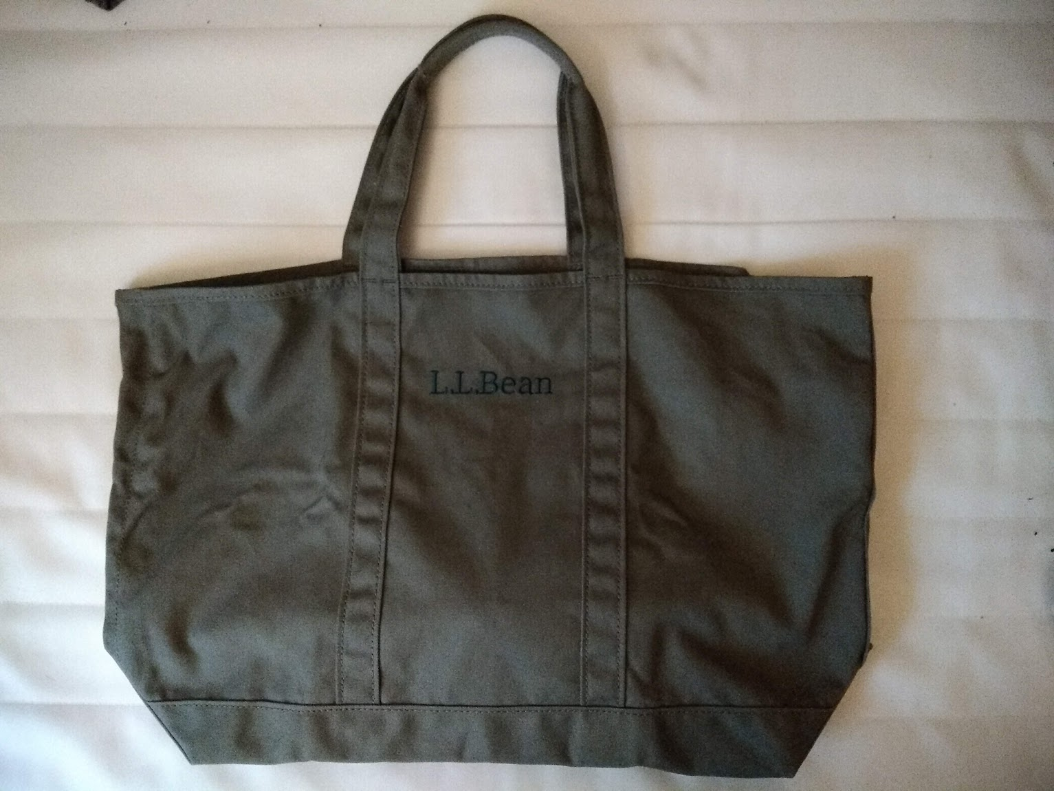 L.LBeanグローサリートートバッグ