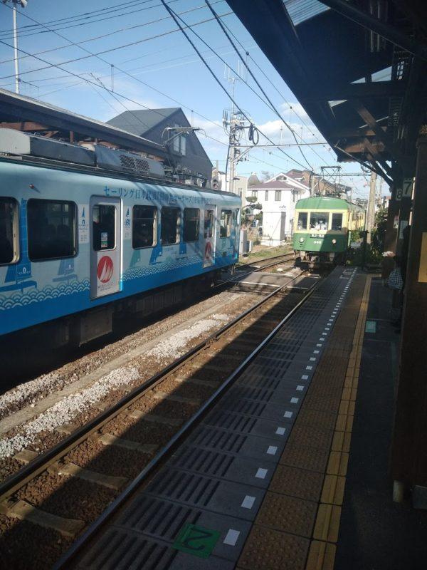 江ノ電の風景
