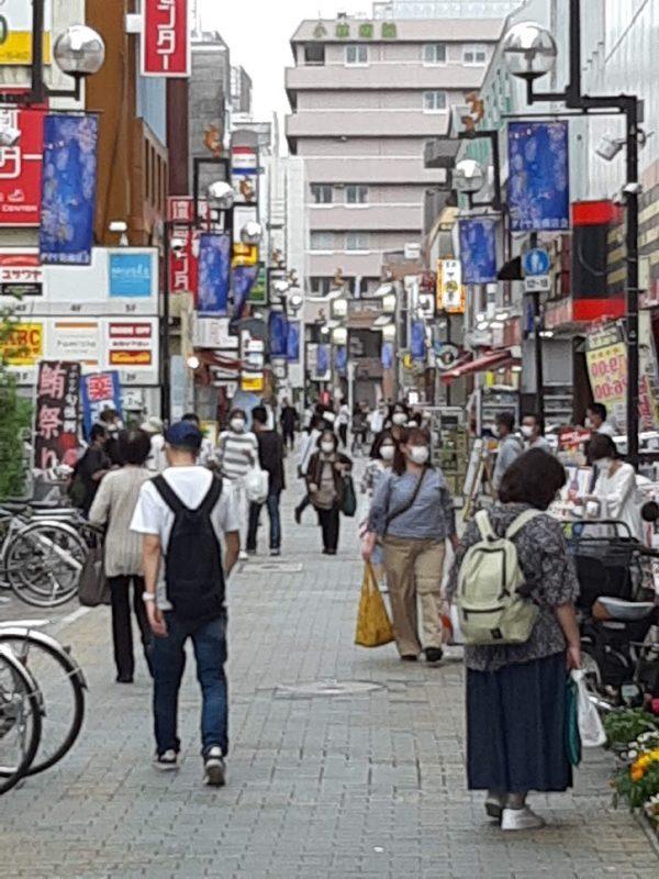 小田原駅前商店街