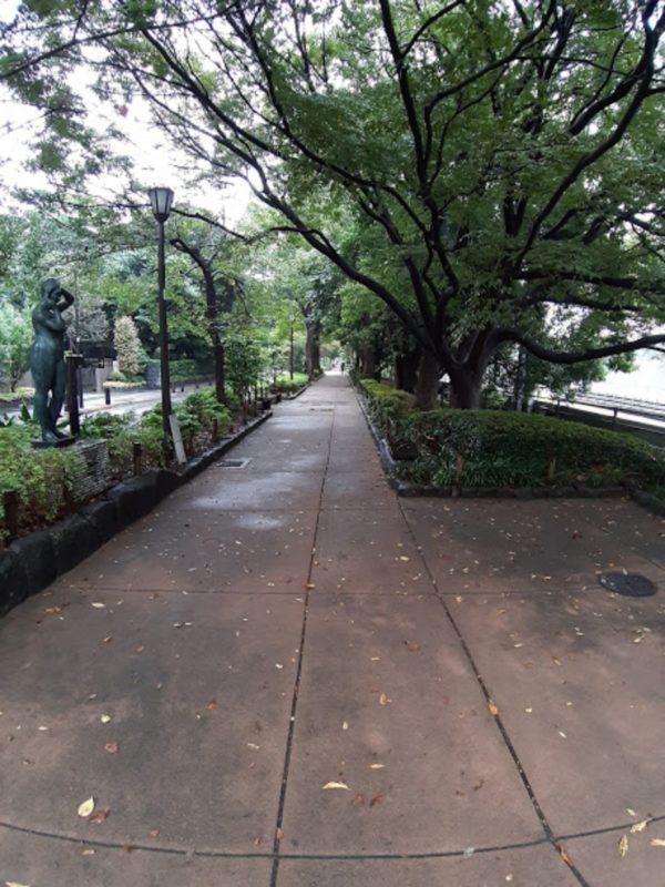 千鳥ヶ淵遊歩道