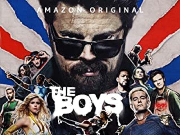 Amazonプライムビデオ『THE BOYS 』ポスター