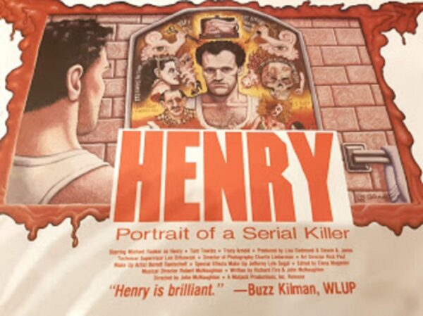 映画『ヘンリー』ポスター