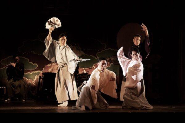 映画『ART歌舞伎』の一場面