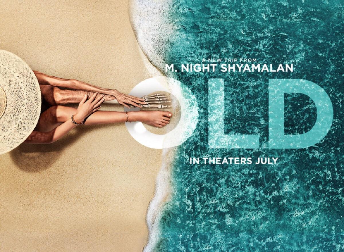 映画『OLD』ポスター