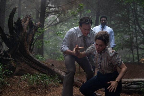 映画『死霊館悪魔のせいなら、無罪』の一場面